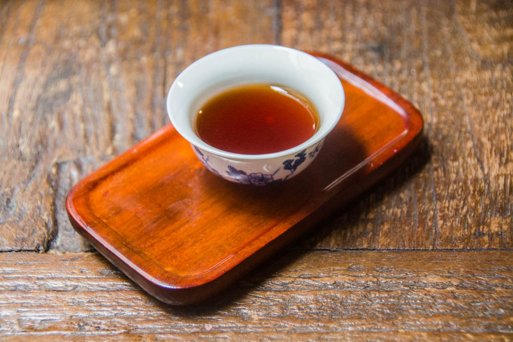 Mindfulness and tea.