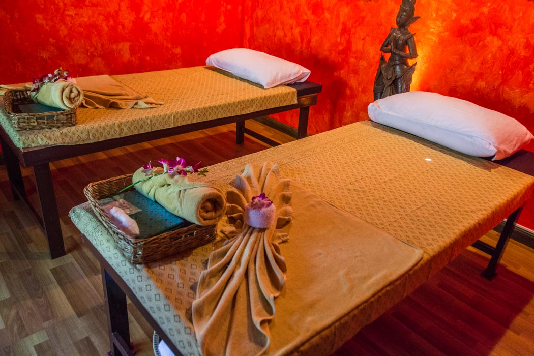 Best Massage in Chiang Mai