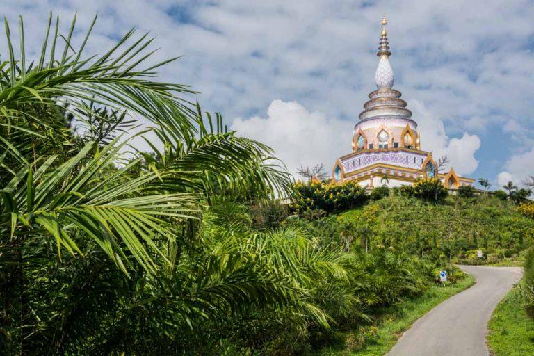 Wat Tha Ton Thailand