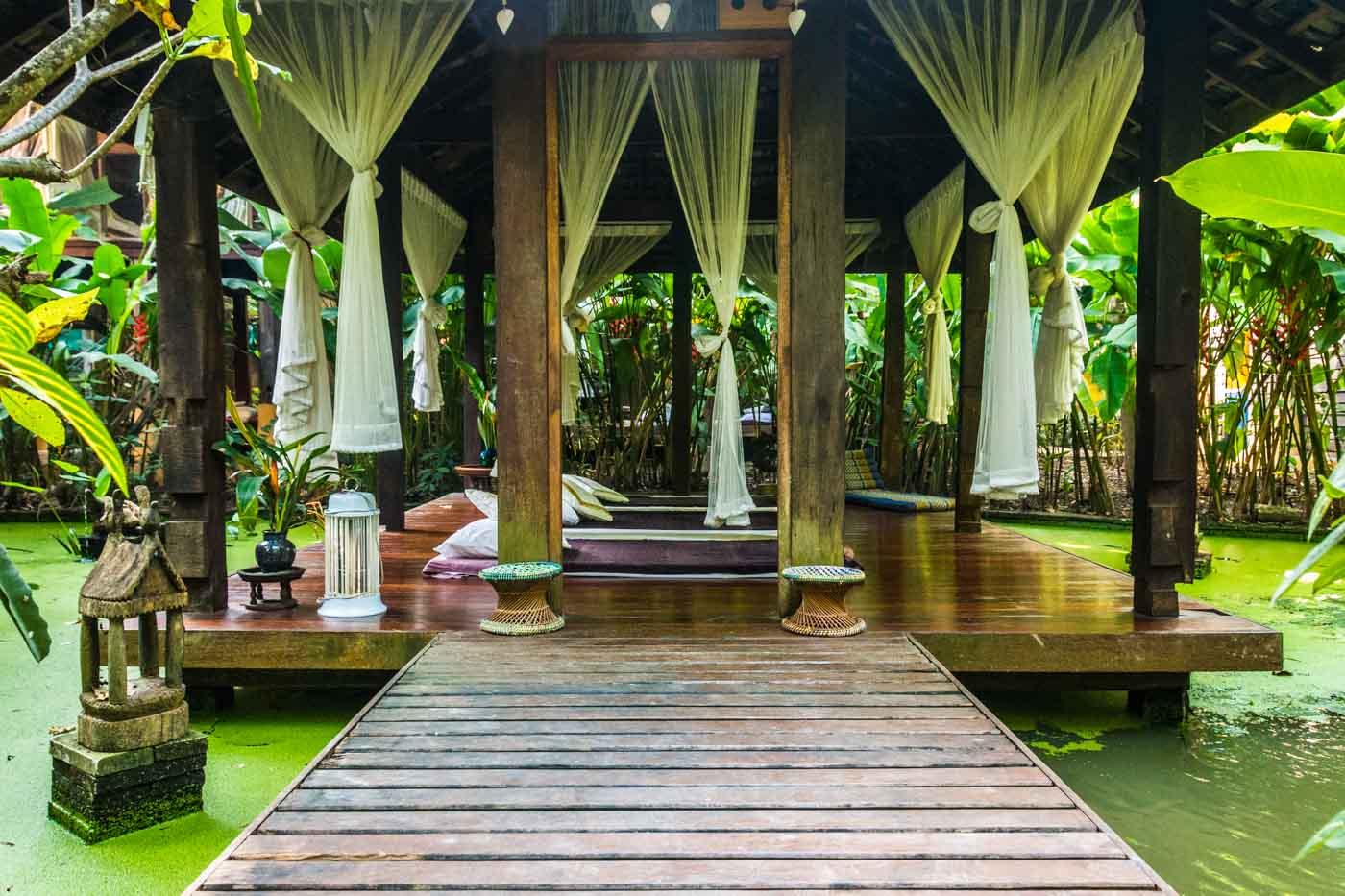 Ban Sabai Village Resort Spa
