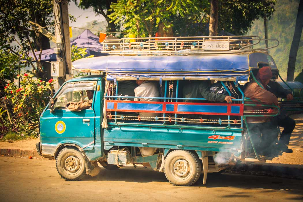 Laos the Good and the Bad