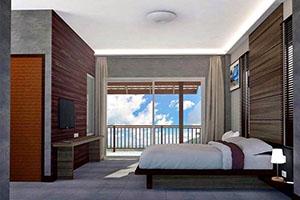 Kantiang View Resort Ba Kantiang Bay beach Koh Lanta