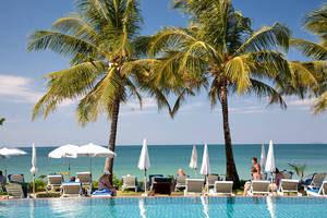 Lanta Casuarina Hotel Long Beach Koh Lanta
