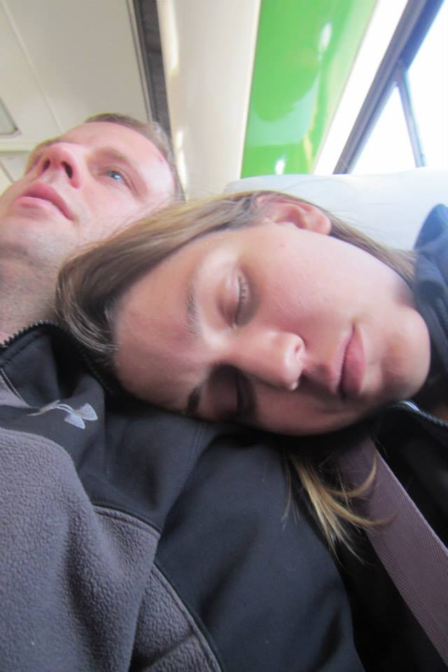 Travel Photo Roulette 79: People Sleeping
