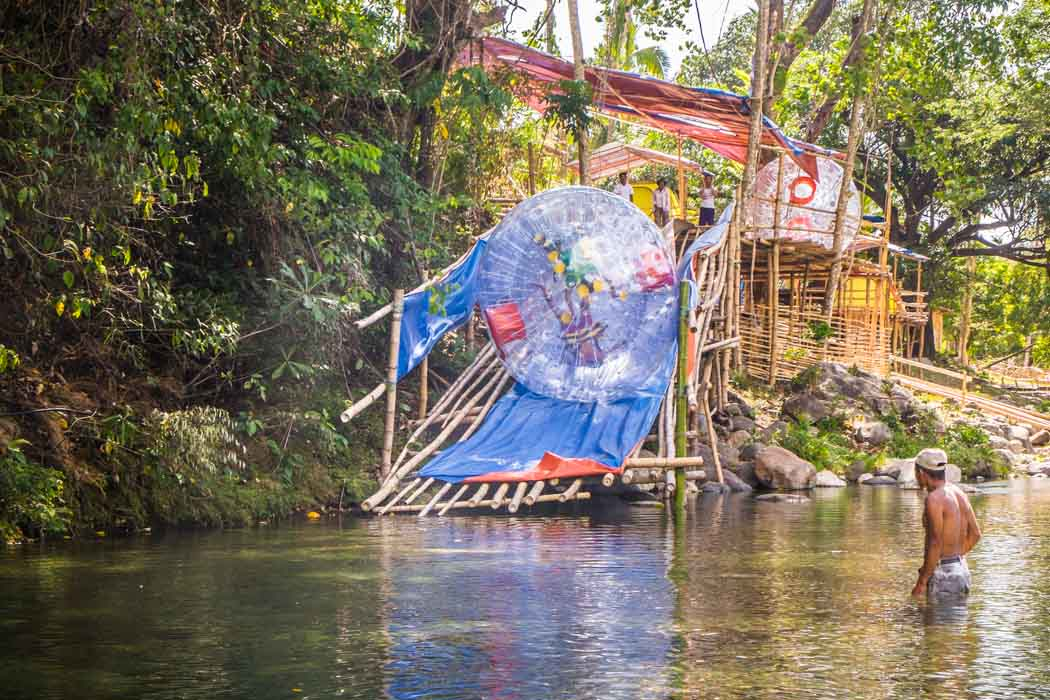Tibiao ecotourism in the Philippines