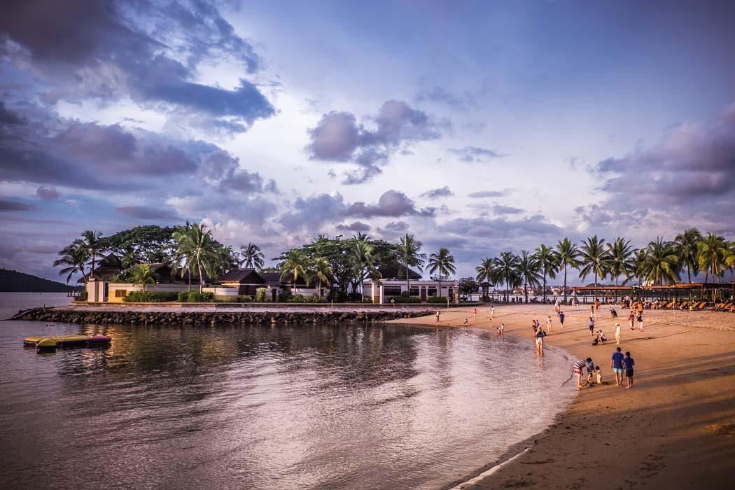 Kota Kinabalu beaches
