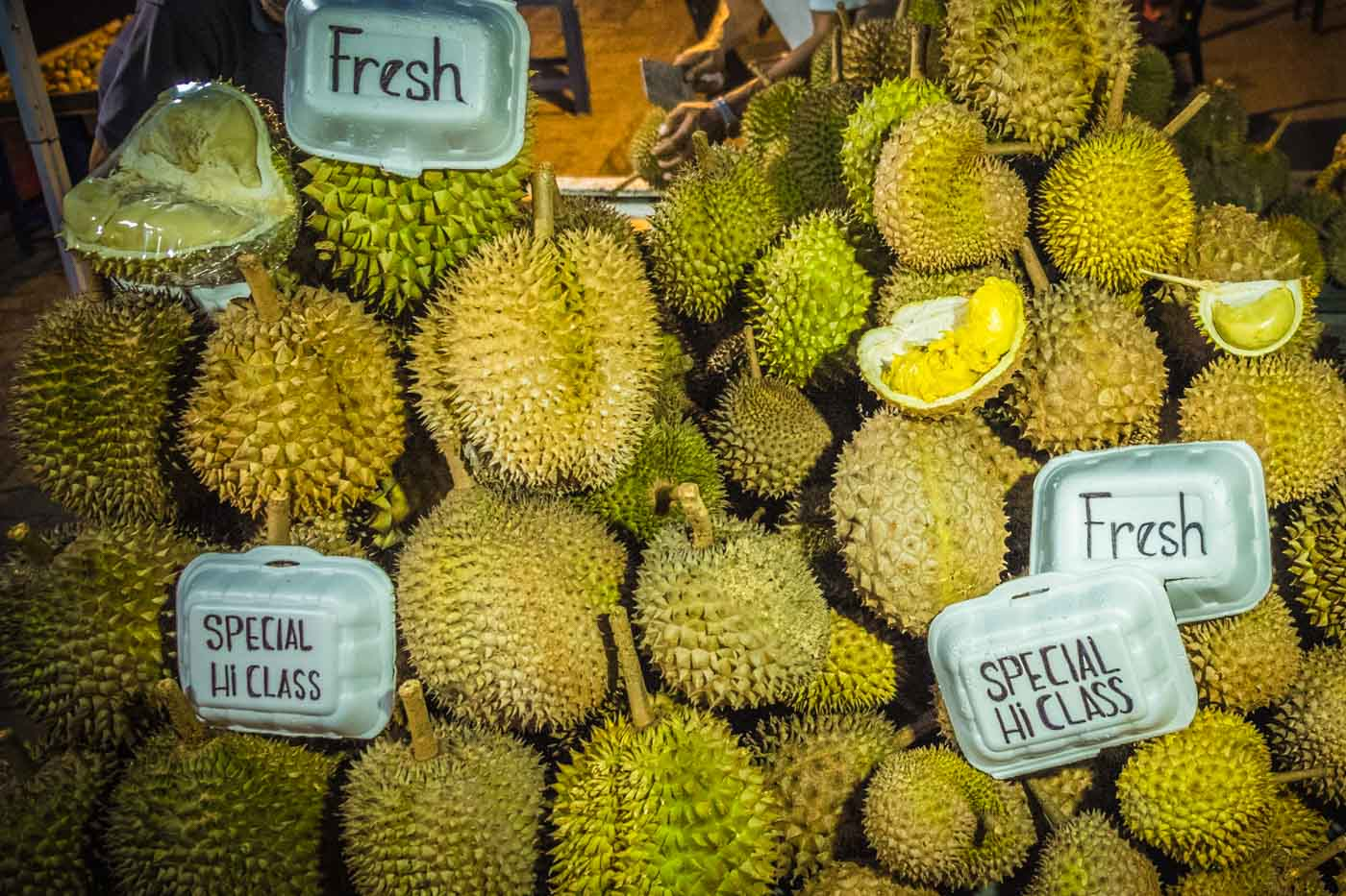 Things To Do In Kota Kinabalu: a City of Seafood, Beaches and Durian.