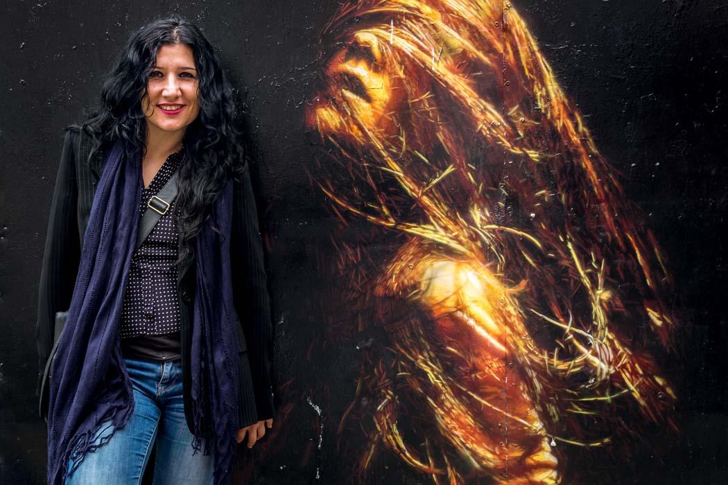 Sunday Story: Loredana: an Italian photographer in London