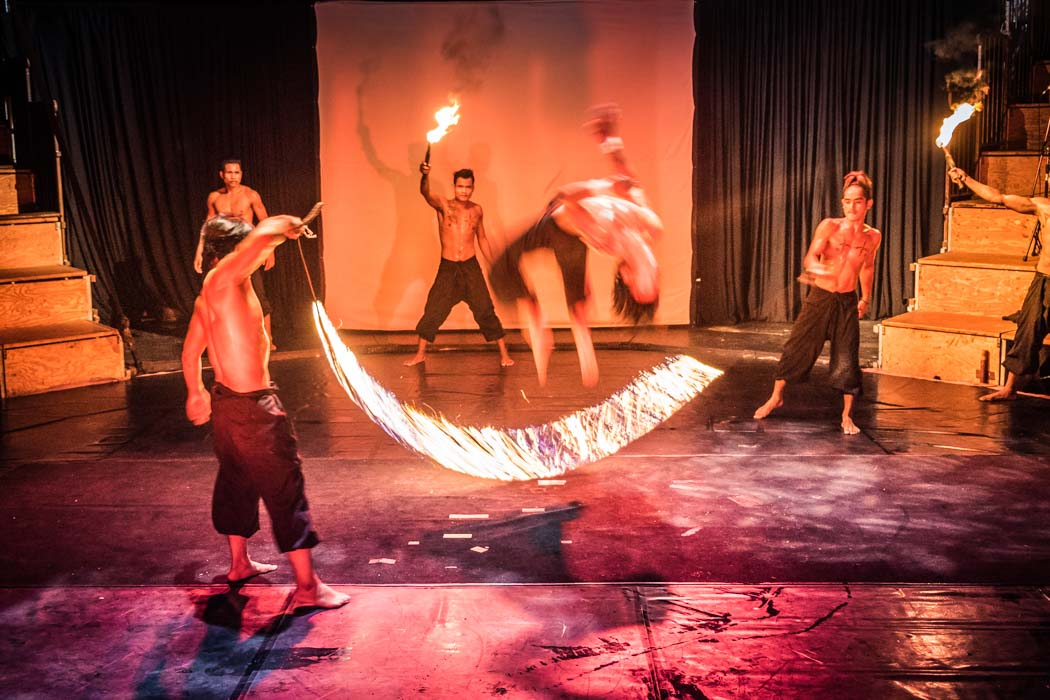 Phare Cambodian Circus Art Therapy