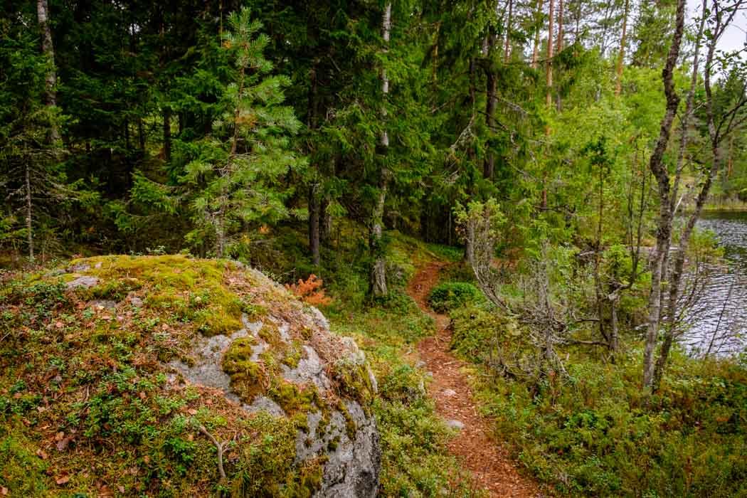 Silence in Finland