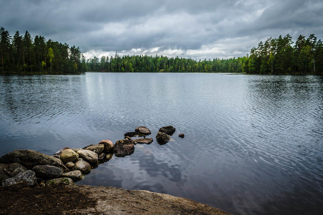 Silence in Finland