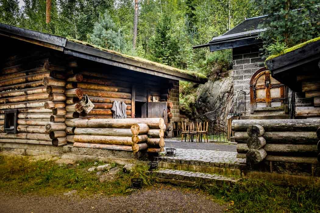 Finnish sauna experience