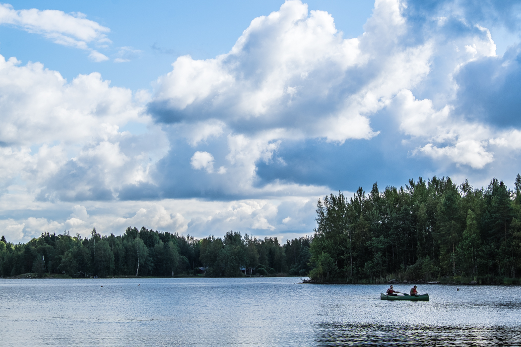 Outdoor Activities in Hartola, the Royal Parish of Finland