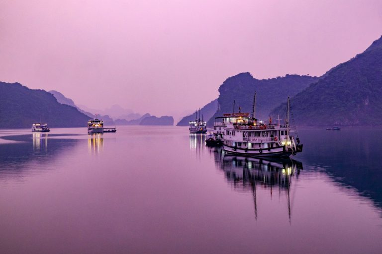 how to visit Halong Bay from Hanoi