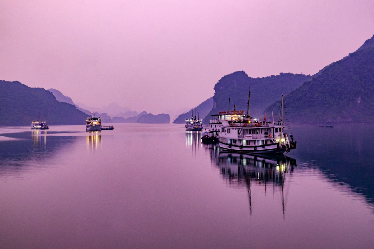 How to Visit Halong Bay from Hanoi, Vietnam