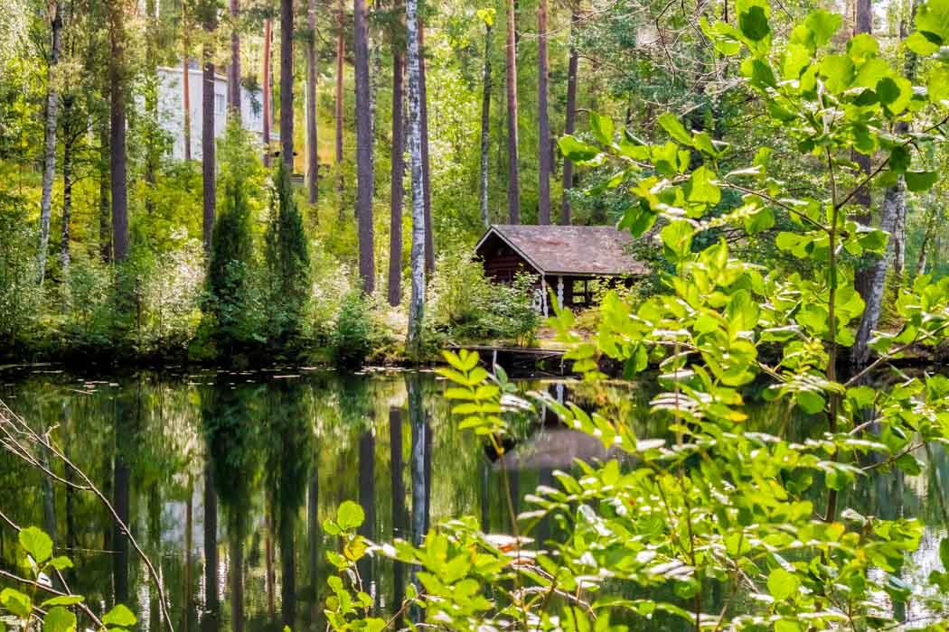 Eco-Adventures in Finland: Vierumäki Flowpark