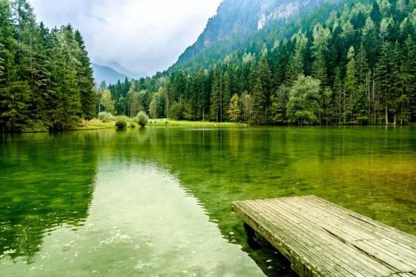 The Jezersko Valley in Slovenia