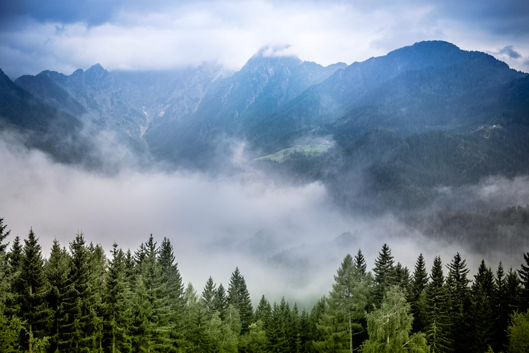 guide to the Logar and Jezersko valleys in Slovenia