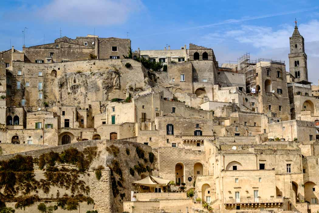 The sassi of matera from a lost city to the capital of culture