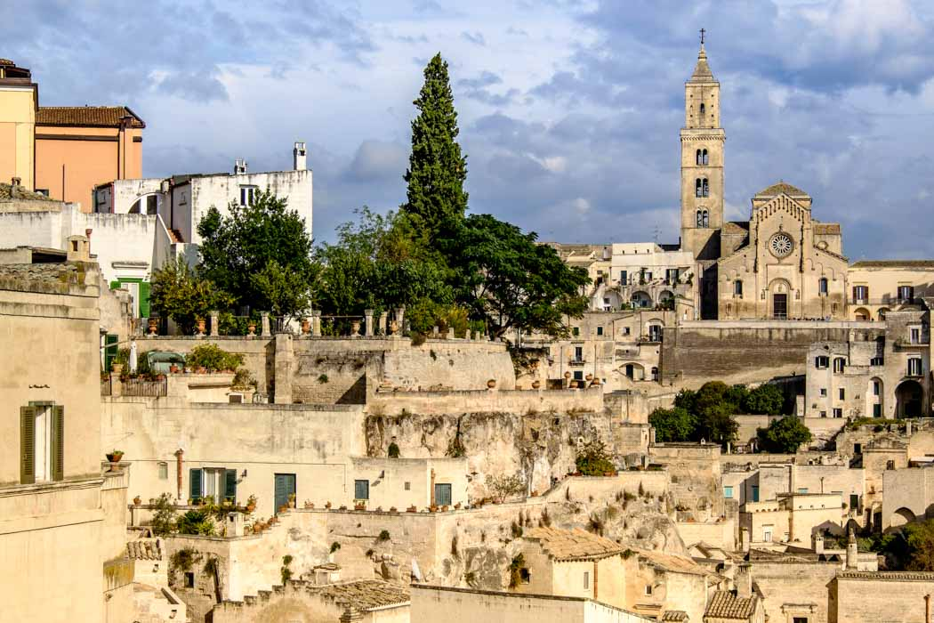 things to do in Matera