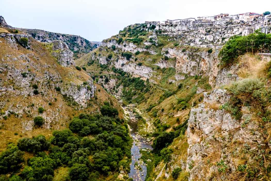 The Sassi of Matera