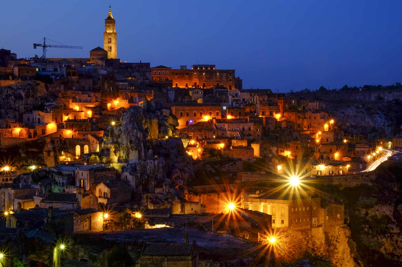 The Sassi of Matera: From a Lost City to the Capital of Culture