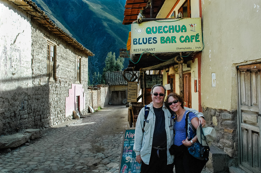 Love on the Road: Travel Past 50