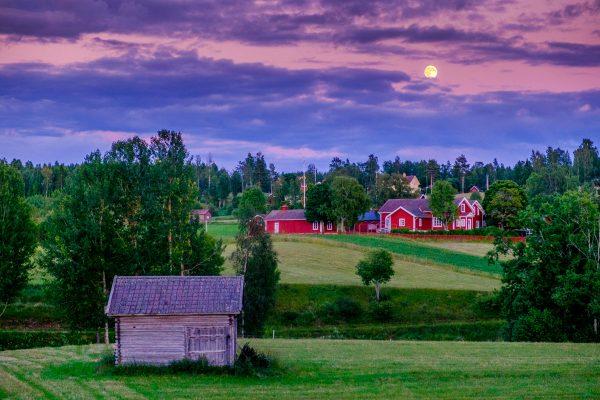 visit Dalarna in Sweden