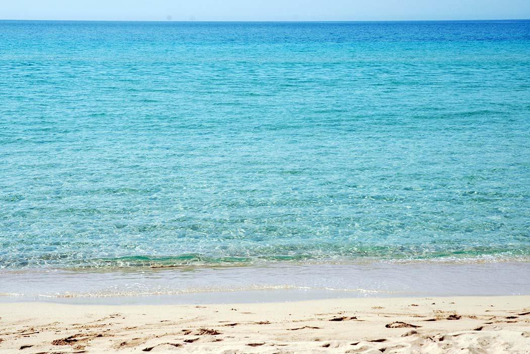 best beaches in Puglia