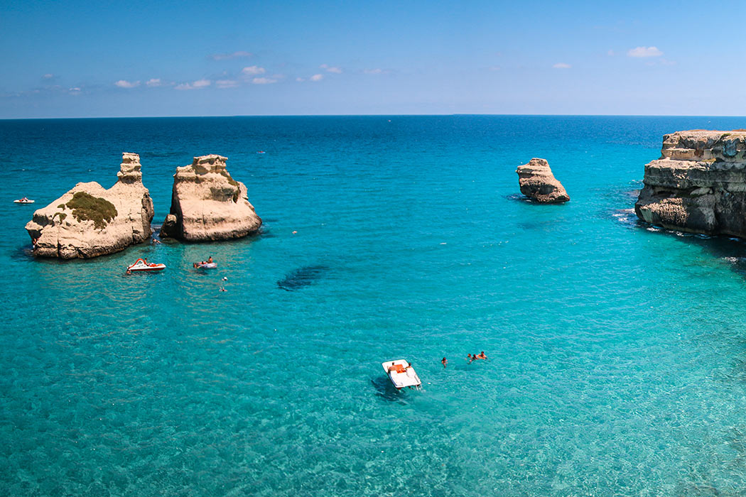 The Best Beaches in Puglia for your Vacations in Italy