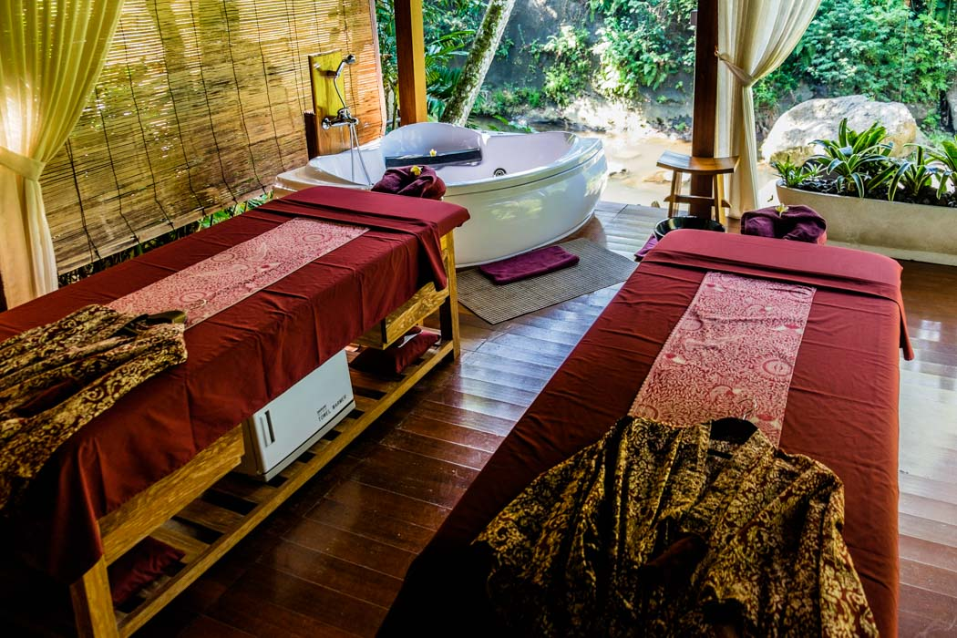 Massage in Ubud