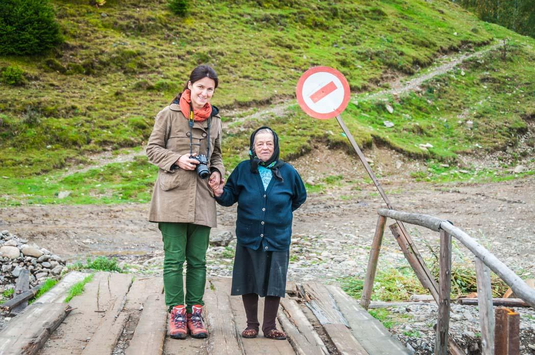 Help Locals When Travelling