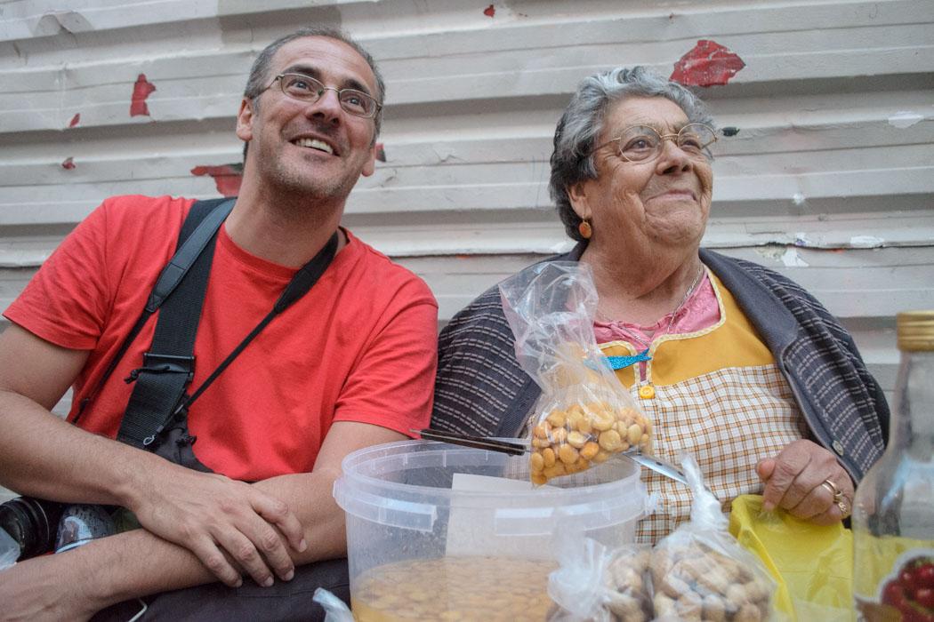 Gianni & Mrs. Karmelita.