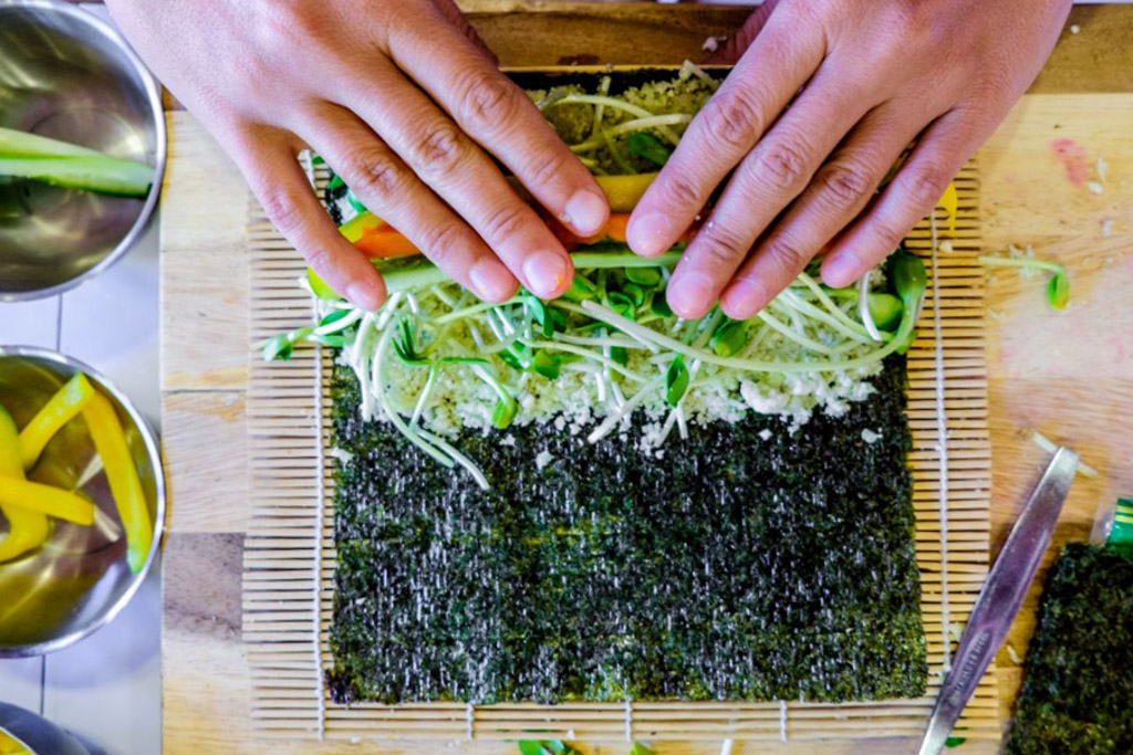 Raw Food Detox at Chivasuka near Chiang Mai, Thailand