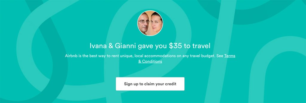 Airbnb coupon code first booking