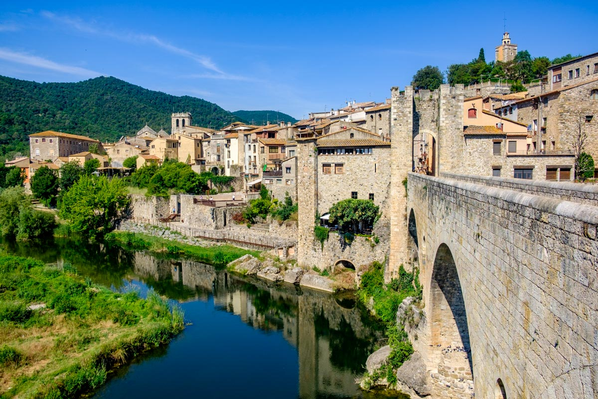 Day Trips From Girona