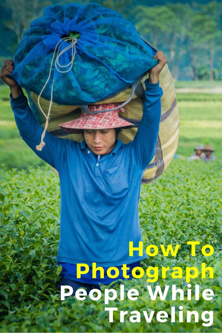 How to Photograph People