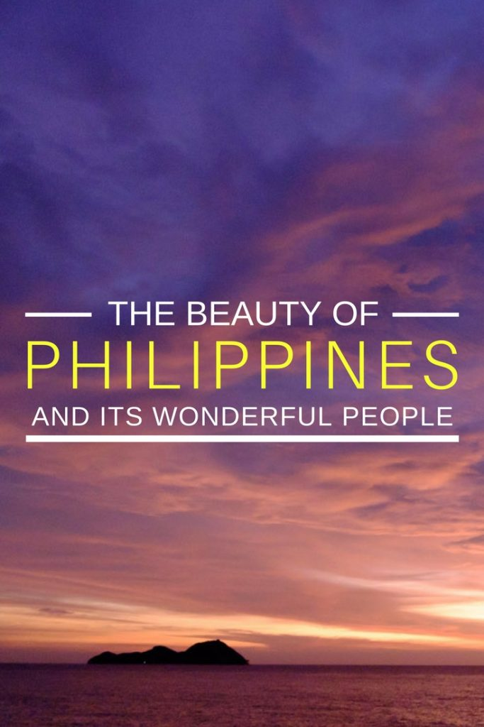the beauty of the Philippines