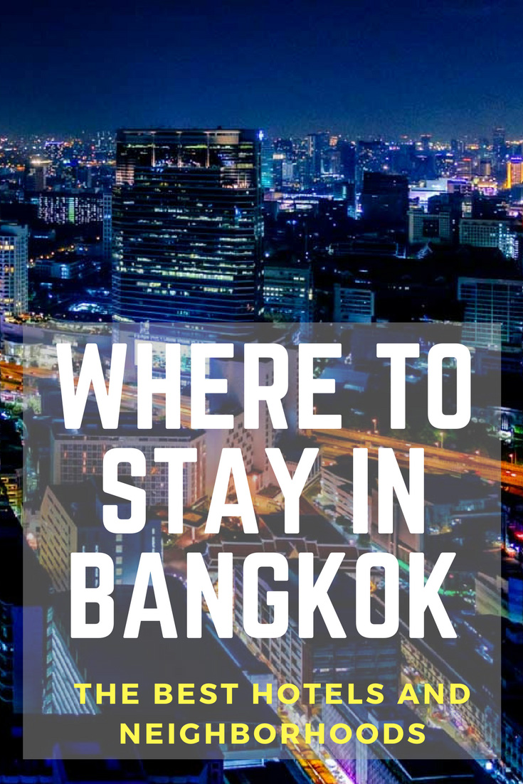 Your decision about where to stay in Bangkok can determine the outcome of your experience in the Thai capital. Especially if it's going to be your first time in Asia. #Bangkok is a vibrant metropolis that welcomes you with a generous portion of intensive urban vibes, amazing history, an incredible food scene, and genuine local life freed from overwhelming touristy glitter. All you need to do is to learn where to stay in Bangkok, pick the right neighborhood, find the best accommodation in Bangkok, and then just surrender to what the city offers you. #bangkoktravel #bangkokguide - @NomadisBeautiful