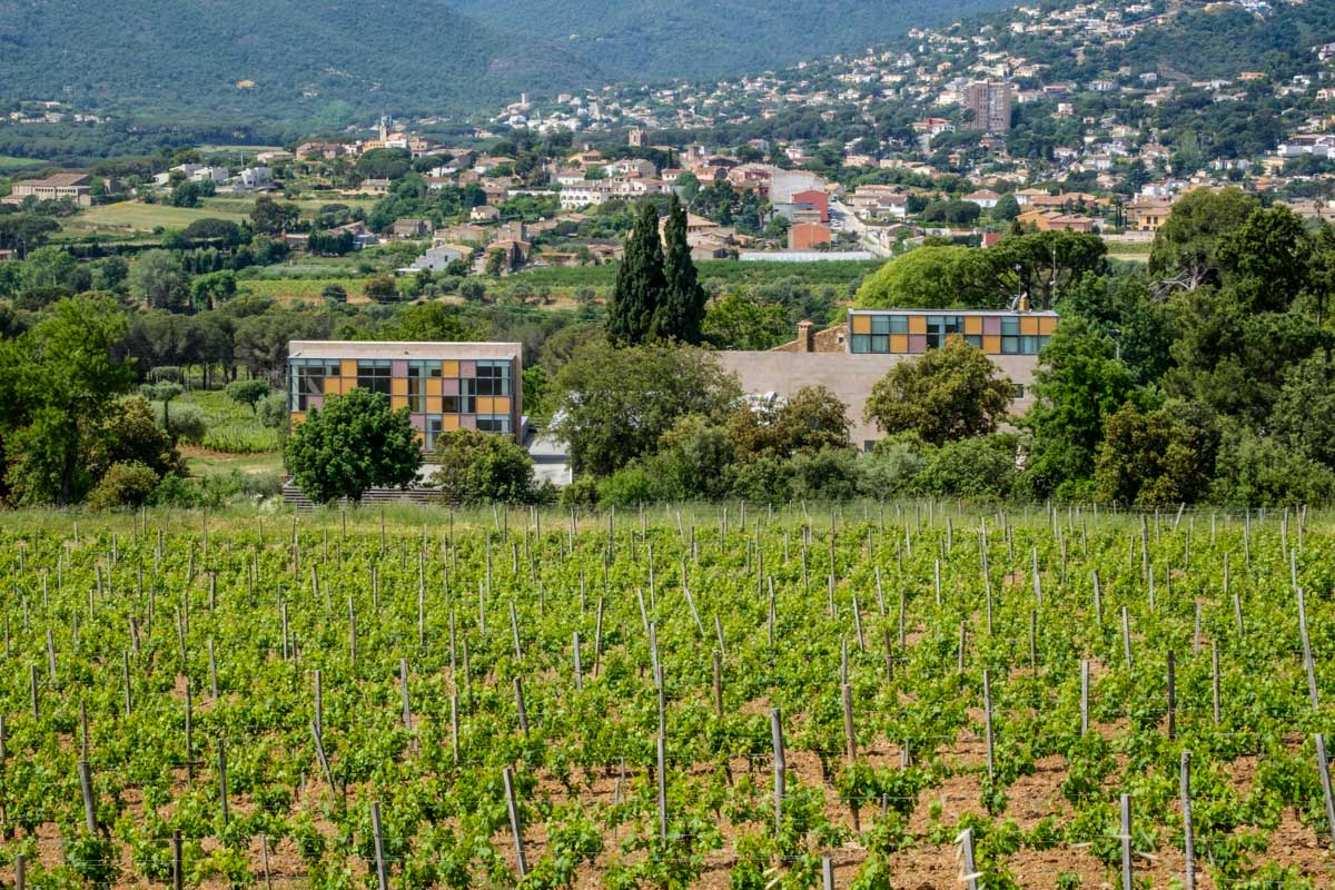 Costa Brava wineries