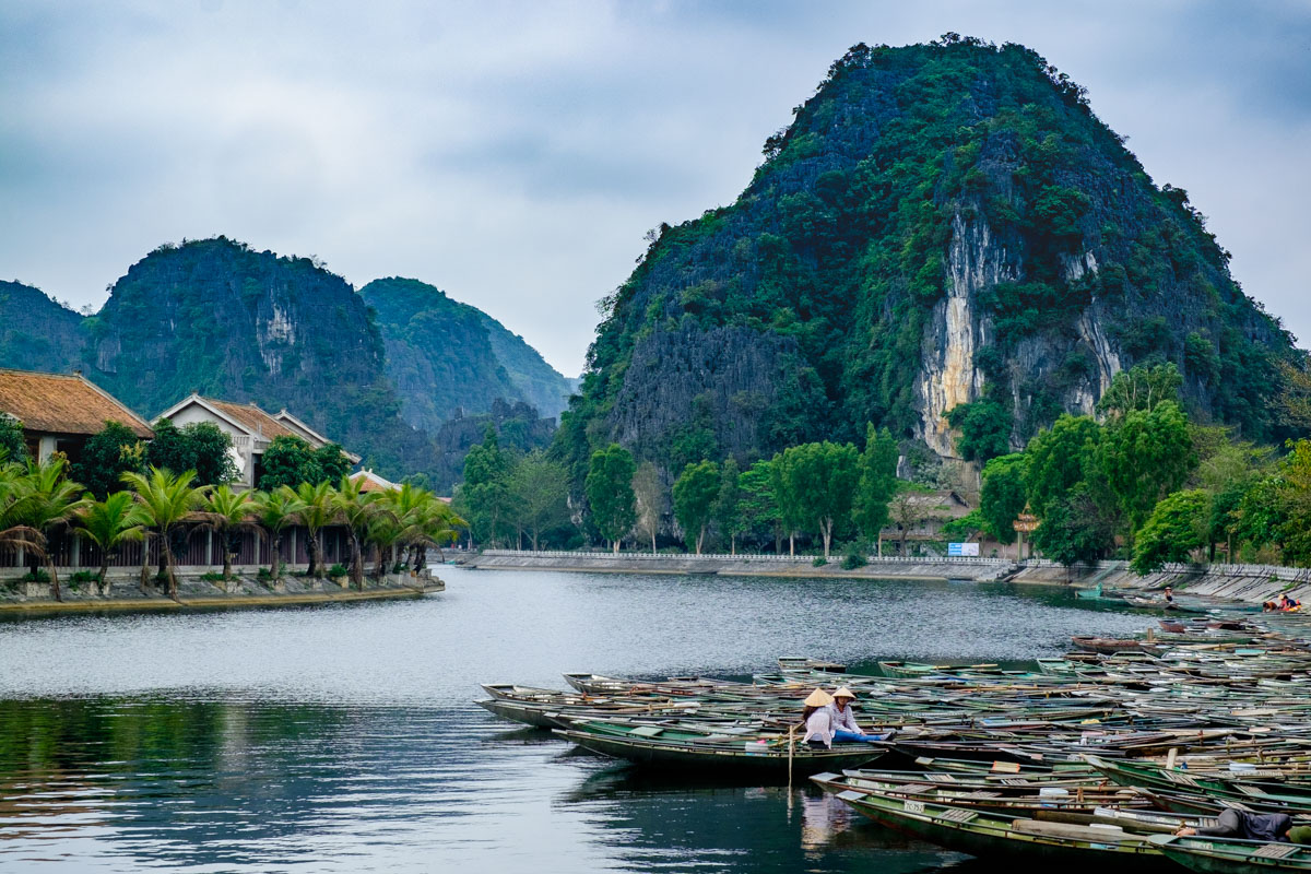 Tam Coc: A Day Trip From Hanoi, Vietnam