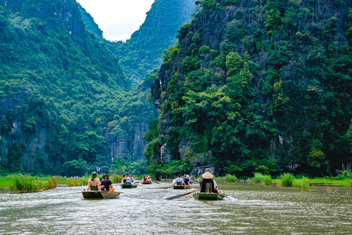 3 DAYS 2 NIGHTS HANOI - TAM COC (GROUND ONLY OR WITH FLIGHT)