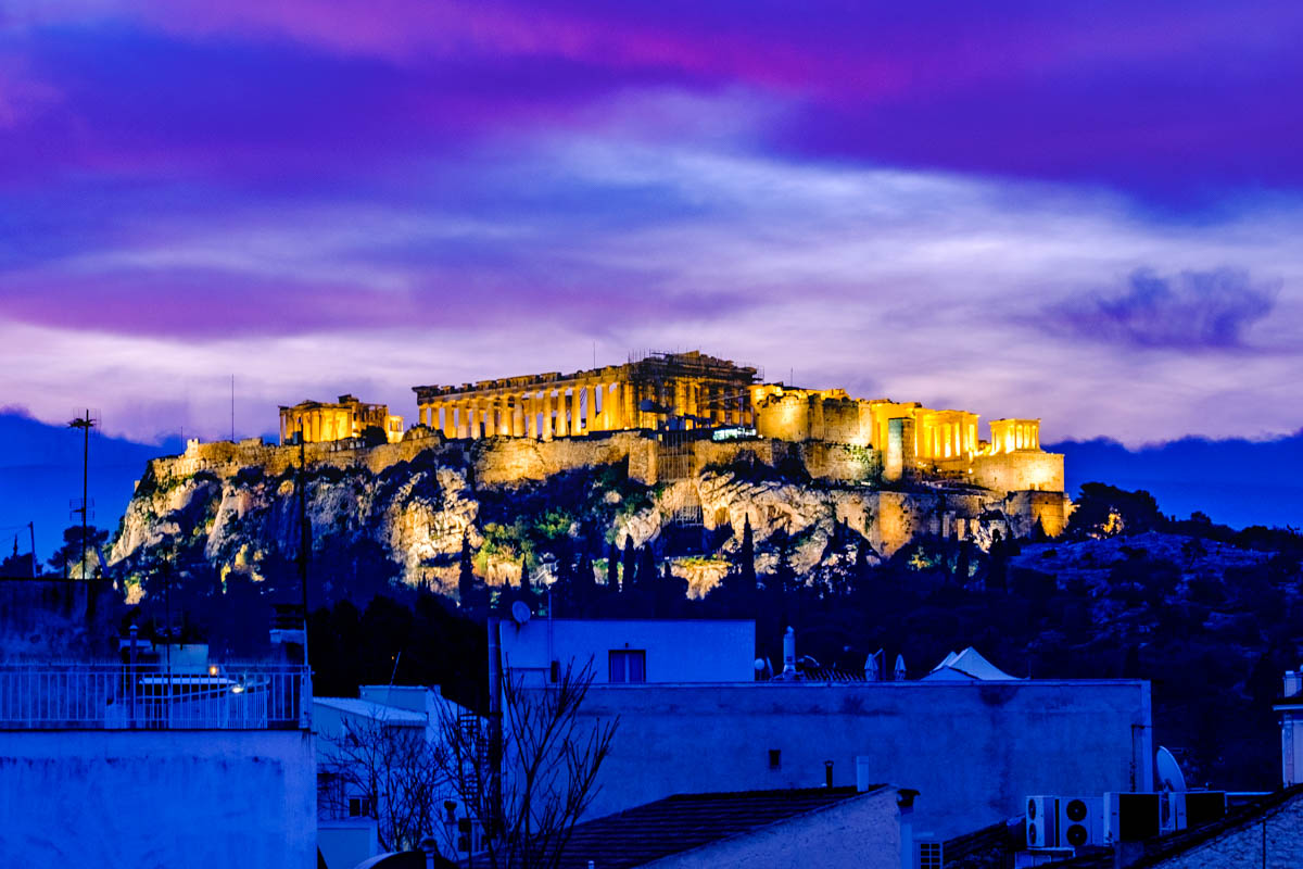 Where to Stay in Athens, Greece