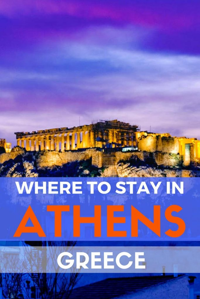 where to stay in Athens