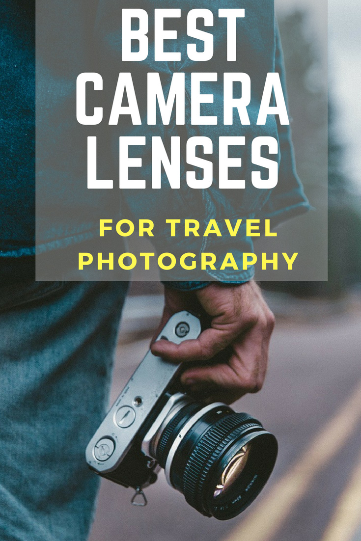 In this article you'll find our suggestions for the best camera lenses for travel photography. Happy traveling and enjoy your photography. #travelphotography #cameralenses #bestlenses