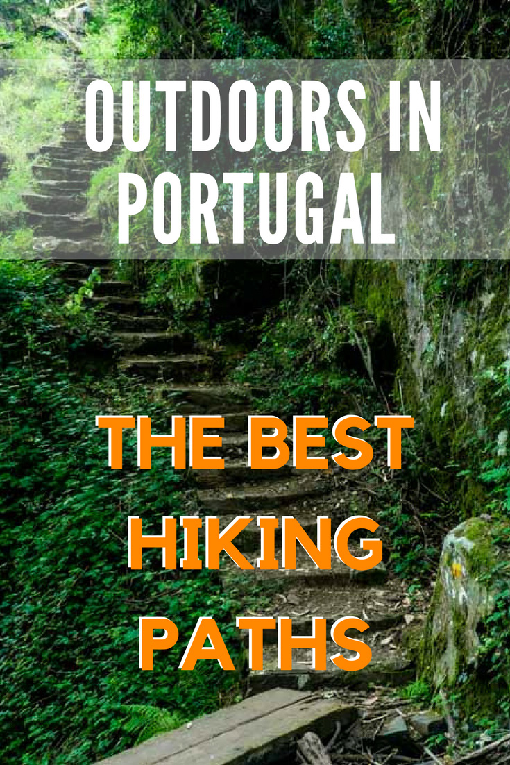 The best hiking paths in Portugal - In this article, we'll share with you some stories, tips and maps of Portugal nature trails, and suggest three of the best hiking paths with some useful information about trekking Portugal. #hikinginportugal #hiking #trekking @NomadisBeautiful