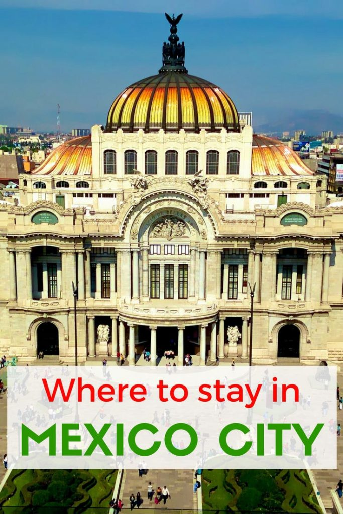 where to stay ih Mexico City