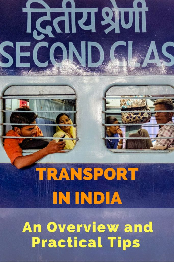 Transport in India: An Overview and Practical Tips