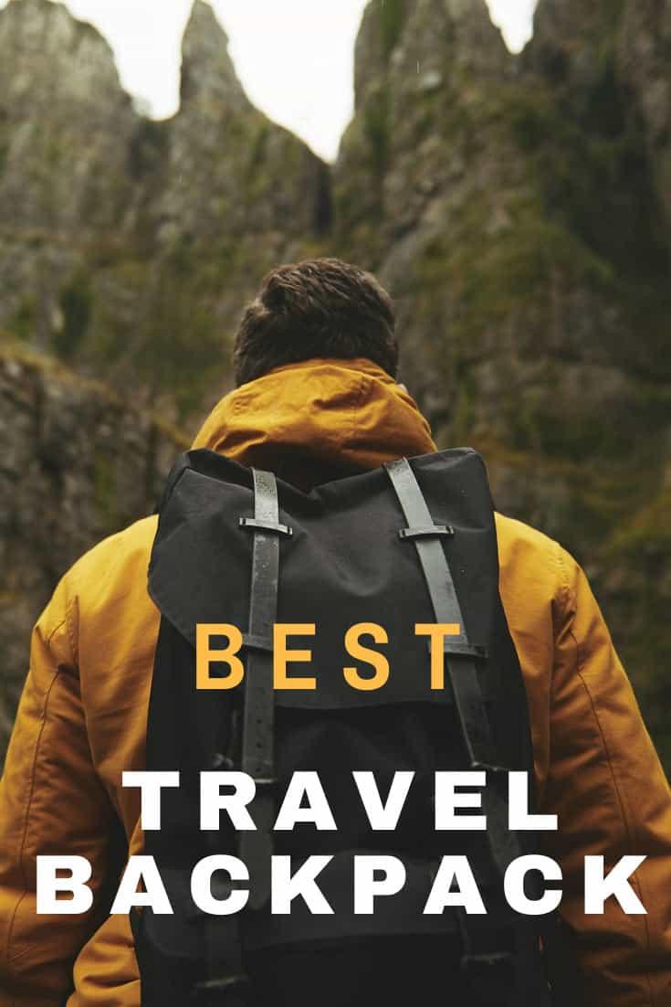 Best Travel Backpack: Detailed Guide for 2021 #backpack #travel #travelgear