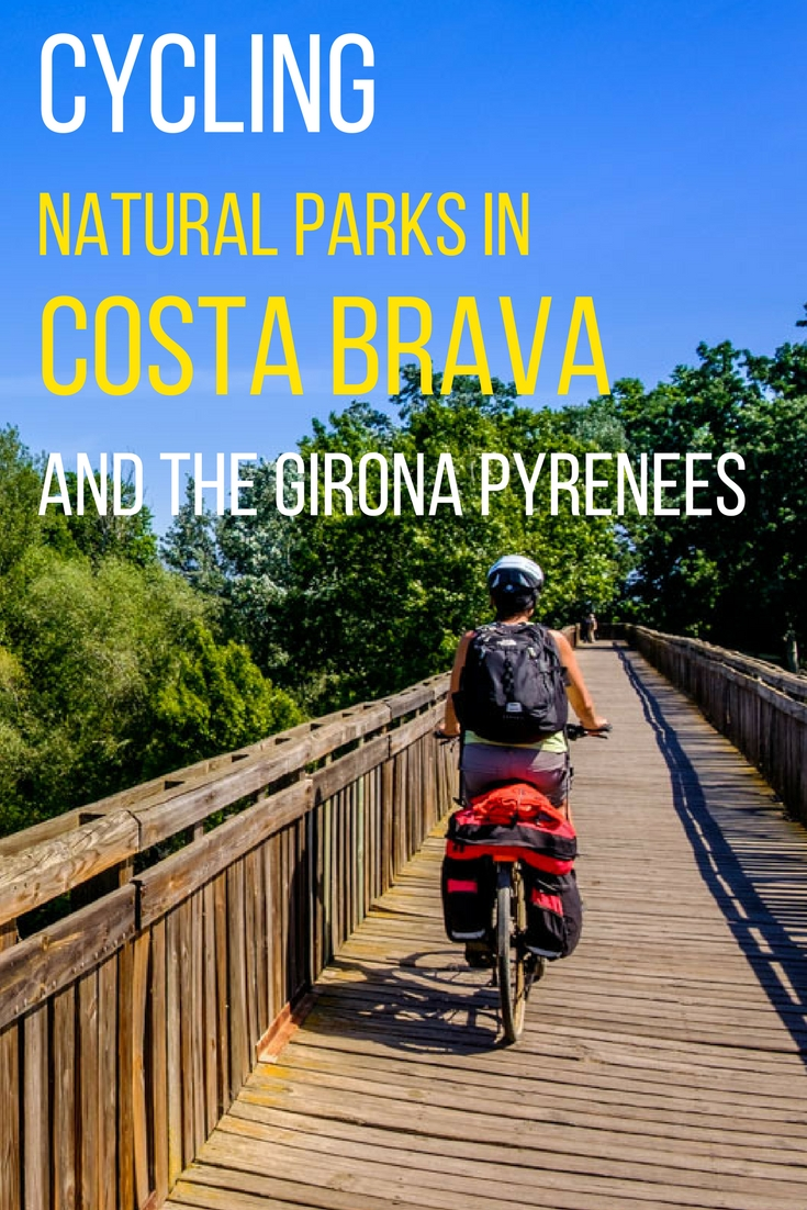 Cycling Natural Parks in Costa Brava and the Girona Pyrenees